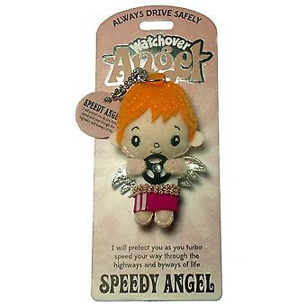Watchover Angels Speedy Angel Angel Keyring