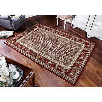 Royal Classic 1527R Schattierungen von rot, grün, gelb und beige Rectangle Teppiche Traditionelle Teppiche