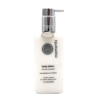 Lotion Body met Pump Moments Passion 300 ml