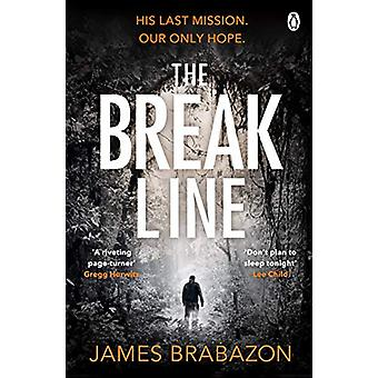 The Break Line by James Brabazon - 9780718189556 Book
