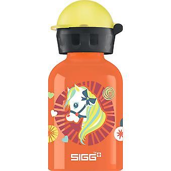 Sigg Alu Shetty Non-insulated Water Bottle (0.3L) -