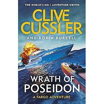 Wrath of Poseidon by Clive Cussler - 9780241424650 Book