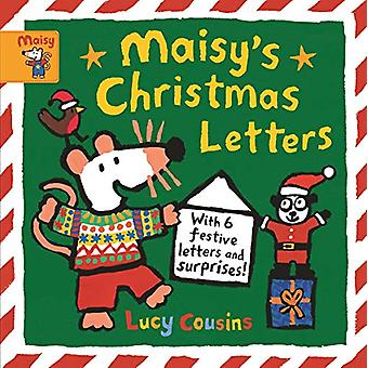 Maisy's Christmas Letters - With 6 festive letters and surprises! by L