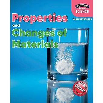 Foxton Primary Science - Properties and Changes of Materials (Upper KS