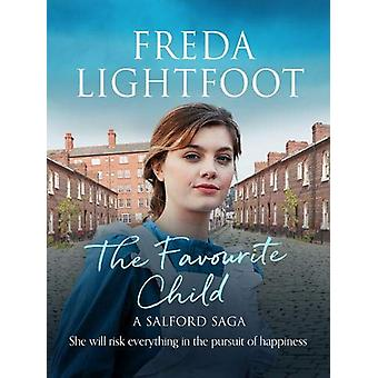The Favourite Child by Freda Lightfoot - 9781788637930 Book