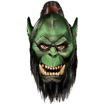 Ww Orc Latex Mask For Adults