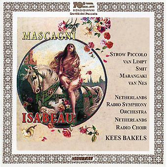 P. Mascagni - Mascagni: Isabeau [CD] USA import