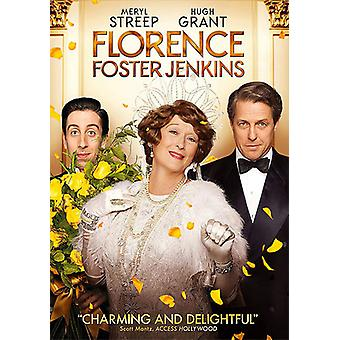 Florence Foster Jenkins [DVD] USA import