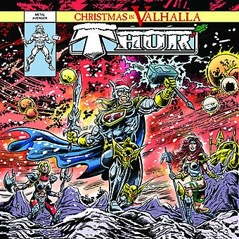 Thor - Christmas in Valhalla [CD] USA import