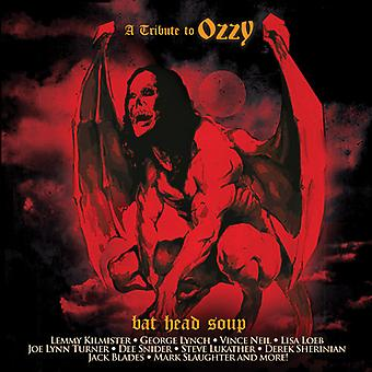 Bat Head Soup - A Tribute To Ozzy [CD] USA import