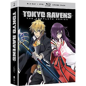 Tokyo Ravens: The Complete Series [Blu-ray] USA import