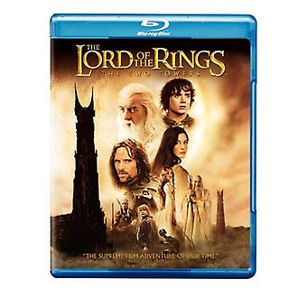 Lord of the Rings-Two Towers [BLU-RAY] USA import