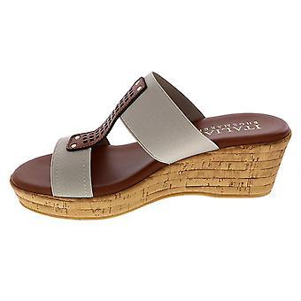 ITALIAN Shoemakers Women's, Bello Wedge Sandal
