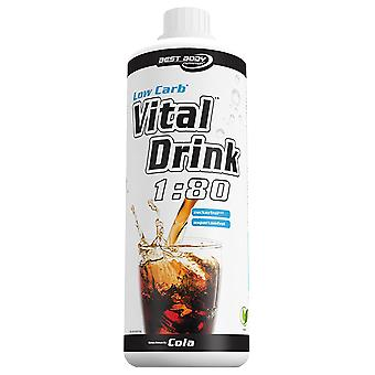 Best Body Nutrition Vital low-carbohydrate drink glue 1000 ml