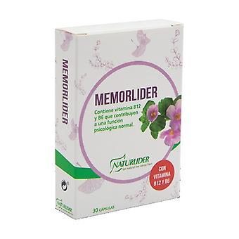 Memorlider 30 capsules