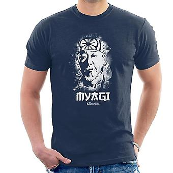 Karate Kid Mr Miyagi Men's T-Shirt
