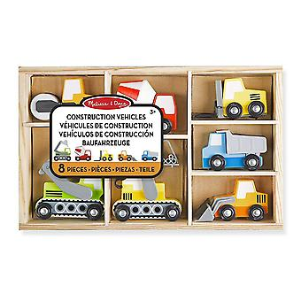 Melissa & Doug Construction Vehicles