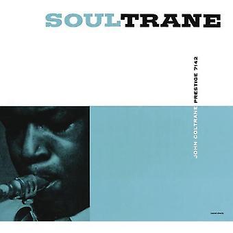 John Coltrane - Soultrane [CD] USA import