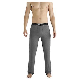 Saxx Underwear Co Sleepwalker Lounge Pants - Dark Charcoal Heather