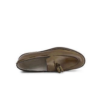 SB 3012 - shoes - moccasins - 1001_CRUST_VERDE - men - olivedrab - EU 41