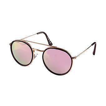 Gafas de sol Unisex Cat.3 Lente Rosa (19-092A)