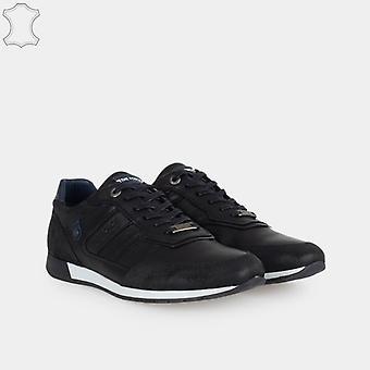 Zian Sport / Sneakers 18532_36 Schwarz