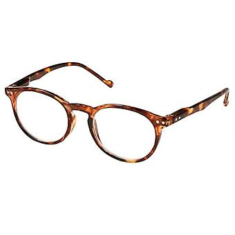 Reading glasses Unisex libri_x StyleStrength +2.00 brown