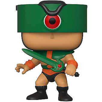 Masters of the Universe Tri-Klops ECCC 2020 Exclusive Pop