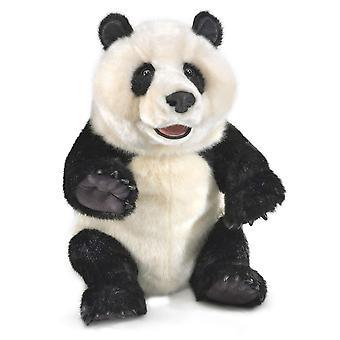 Hand Puppet - Folkmanis - Giant Panda Cub New Soft Doll Plush 3149