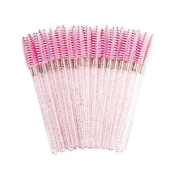 Disposable Crystal Eyelash Makeup Brush