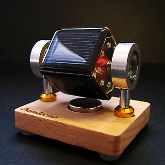 Tiny Mendocino Motor Magnetic Suspension Solar Toy Scientific Physics Pressure Reducing Edc Toy