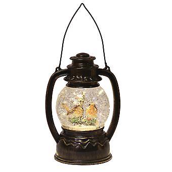 Straits LED Robin Lantern, Copper