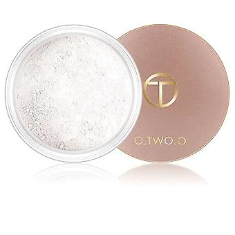 Smooth Loose Powder Matt Makeup Transparent Finishing Powder Waterproof Cosmetic Puff For Face