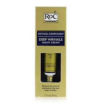 Retinol Correxion Deep Wrinkle Night Cream 30ml ou 1oz