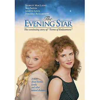 Evening Star [DVD] USA import