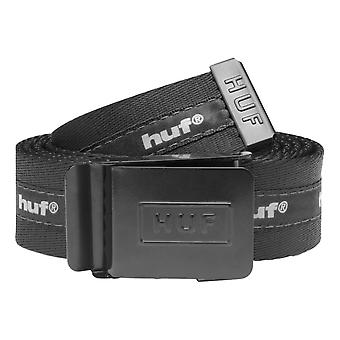 Huf Easy Scout Belt - Black / Black