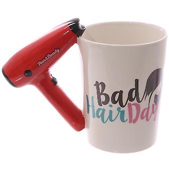 Puckator Girl Tools Föhn Bad Hair Day Mok