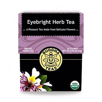 Buddha Teas Eyebright Tea, 18 Bags