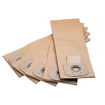 Flex Power Tools Paper Filter Bags Pack of 5 FLXFILTBAG