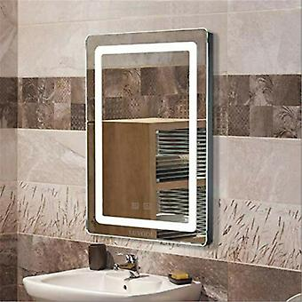 Vertical Led Lighted Bathroom Vanity Wall Mirror