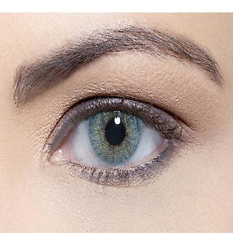 Solotica Hidrocor - Coloured Contact Lenses - Topazio (00.00d) (1 Year)