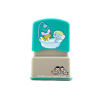 Personal Student/child Waterproof Non-fading Stamp