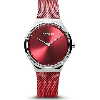 ברינג - שעון יד - בגדי נשים - קלסי - כסף מבריק - 12131-303