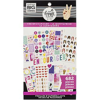 Happy Planner Sticker Value Pack-Encourager, 682/Pkg