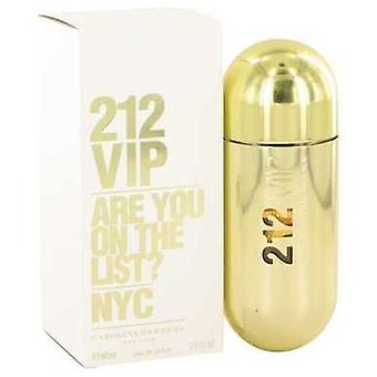 212 VIP by Carolina Herrera Eau de Parfum Spray 2,7 oz (naiset) V728-480961