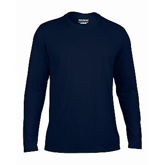 Chemise à manches longues T Gildan Mens Performance