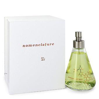 Nomenclature Iri Del Eau De Parfum Spray By Nomenclature 3.4 oz Eau De Parfum Spray