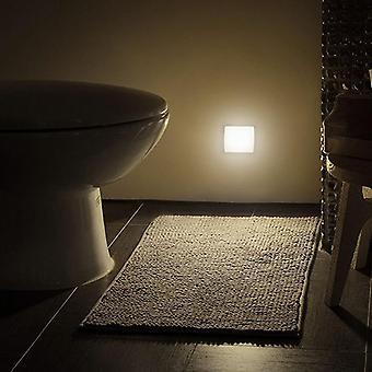 Lámpara Led del sensor de movimiento inteligente de la luz de la noche - accionada por la batería