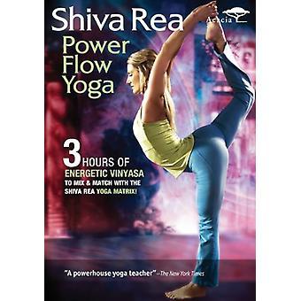 Shiva Rea - Power Flow Yoga [DVD] Stati Uniti importare