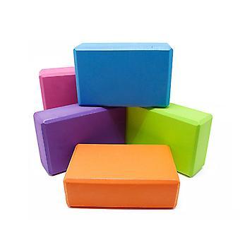 Portable yoga block